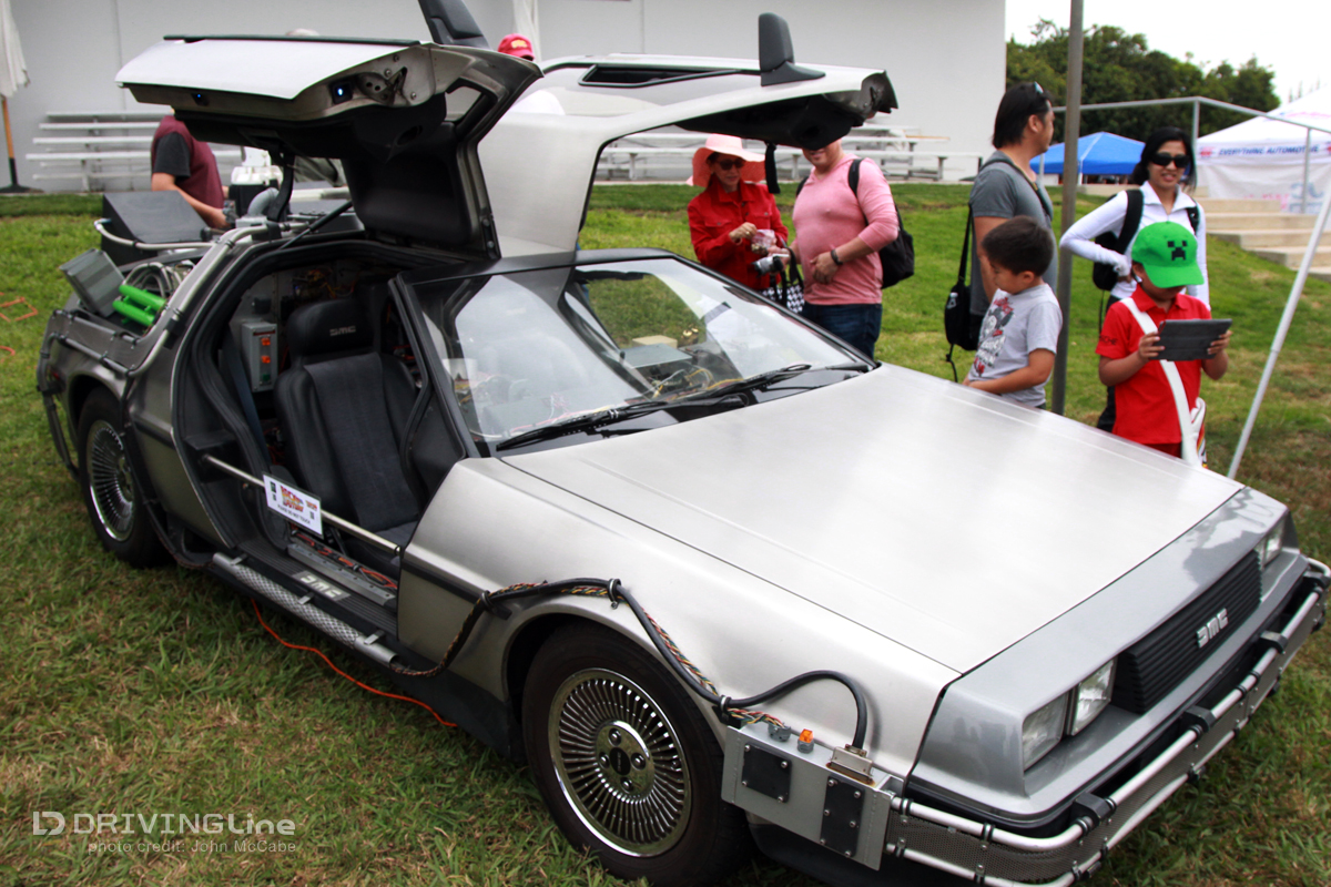 Famous car movie