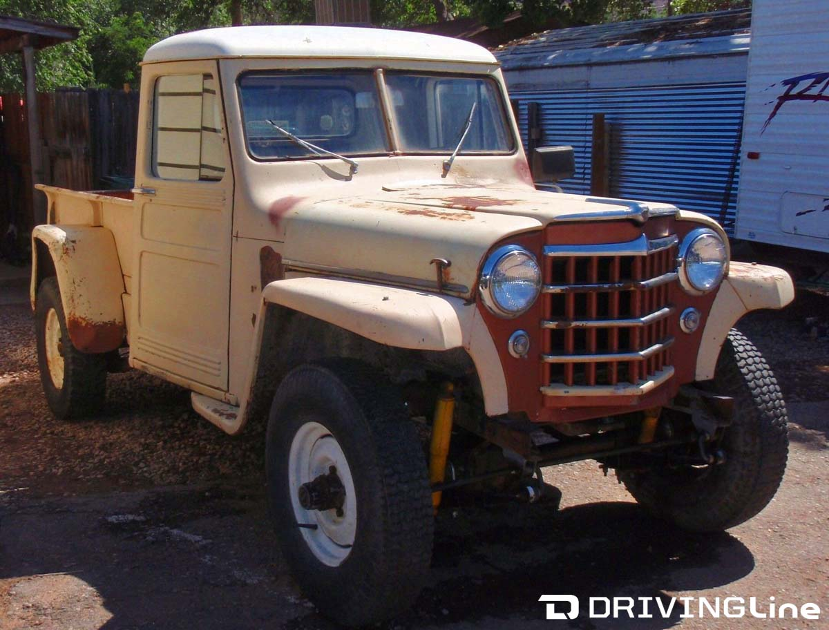 Top 5 Used 4x4s On eBay For Under $5,000 (This Week) | DrivingLine