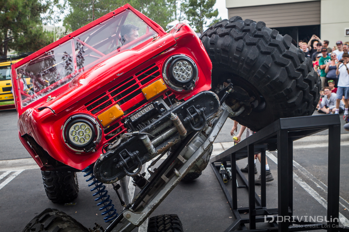 off road basics axle articulation got flex? drivinglinesuspension system but full width bumpers could hit and prevent forward motion when climbing a rock that\u0027s the main reason that most rock crawlers have