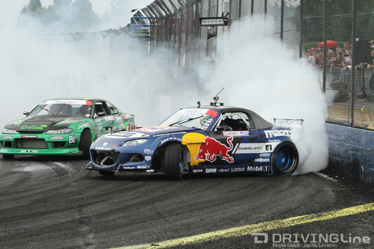 Top 32 Play By Play Formula Drift Rd 5 Evergreen Speedway