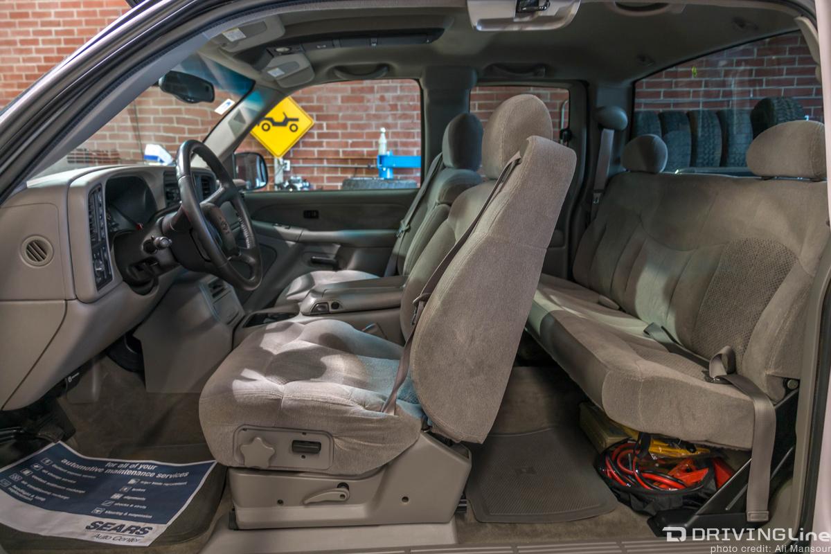 300 000 mile chevy silverado 1500 4x4 drivingline - 2000 chevy silverado 1500 interior ...