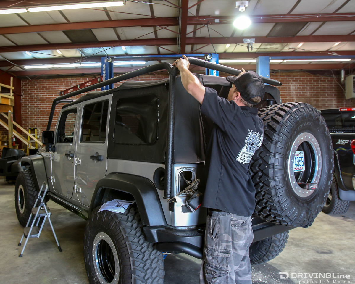 Nice Rack Jeep Wrangler Jk Smittybilt Roof Rack Review