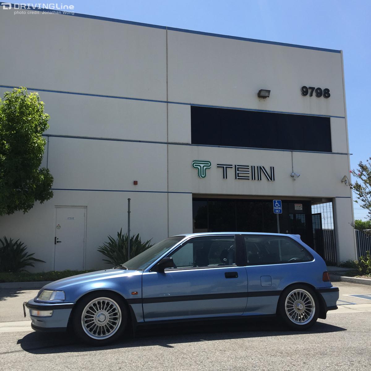 TEIN Coilover Maintenance [Tech] | DrivingLine
