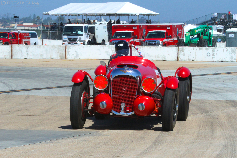 Vintage Auto Racing, Fleet Week Style | DrivingLine