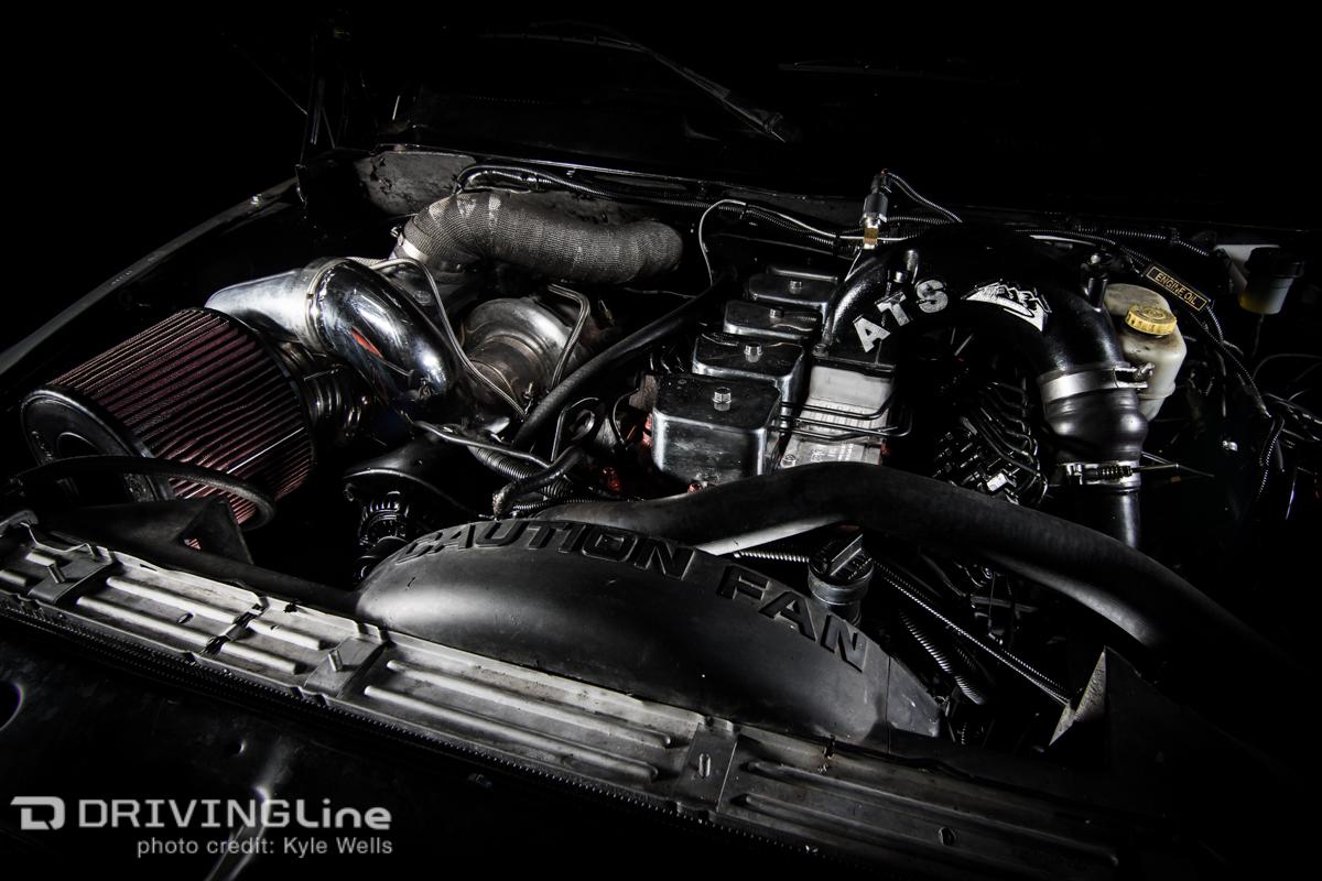 MTN OPS 1996 Dodge Ram Cummins Diesel 4x4 | DrivingLine