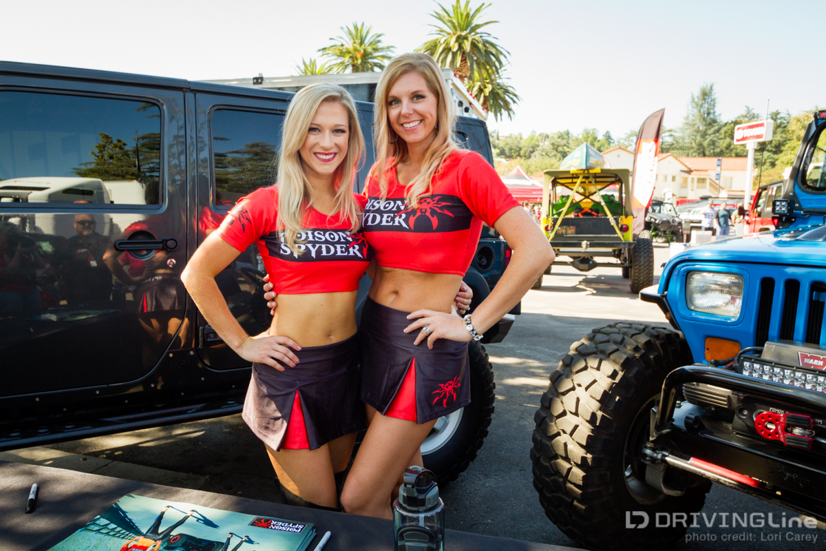 2015 Lucas Oil Off Road Expo Drivingline